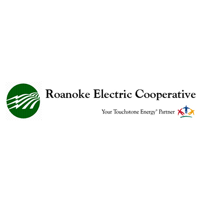 Roanoke Electric Cooperative logo