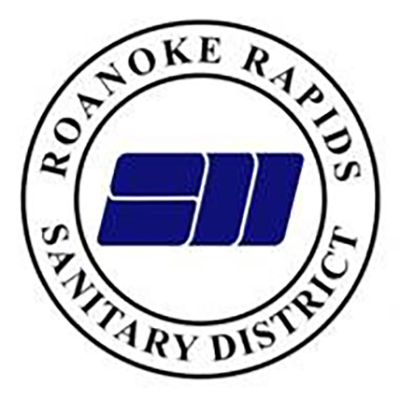 Roanoke Rapids Sanitary District logo