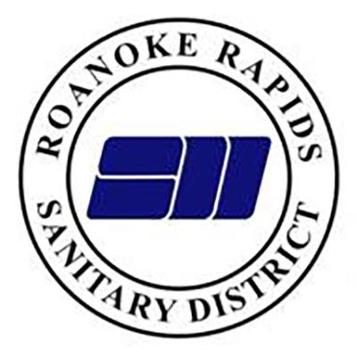 Roanoke Rapids Sanitary District logo