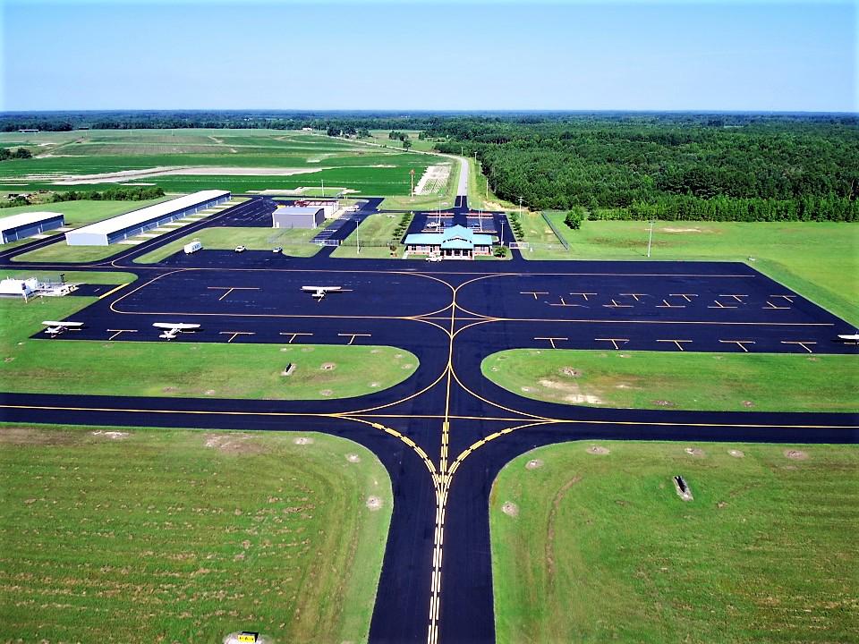 Halifax Horizons provided furnishings for the new Halifax-Northampton Regional Airport (IXA)