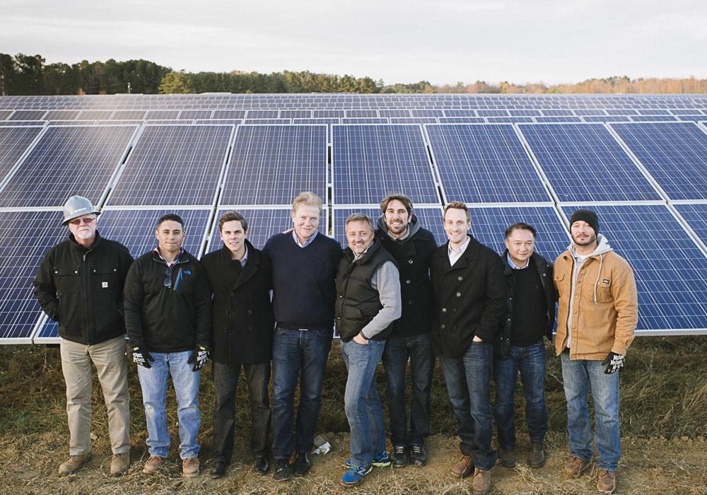 Geenex Solar - Roanoke Rapids, NC